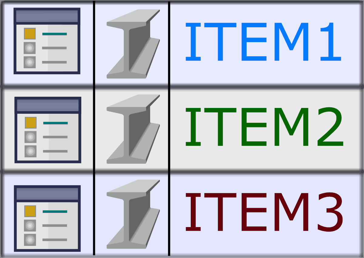 Rename Cut List Features Based On Custom Properties Using