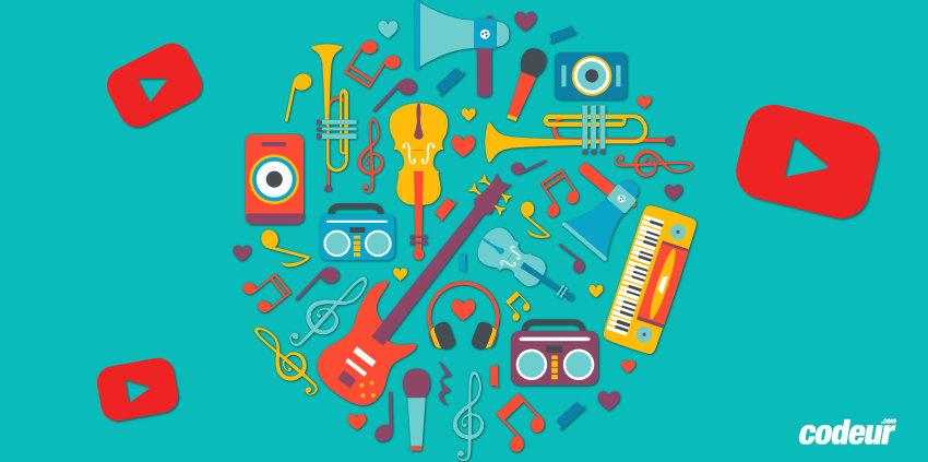 sur YT:  9 sites de musique libre de droit gratuite pour vos vidéos  infos
