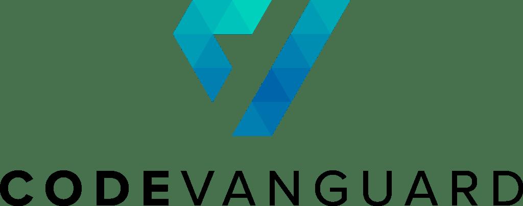 Code Vanguard logo