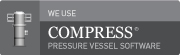 We use COMPRESS ASME VIII pressure vessel software.
