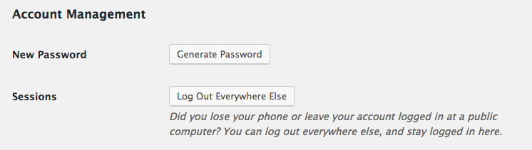 How to Generate Password