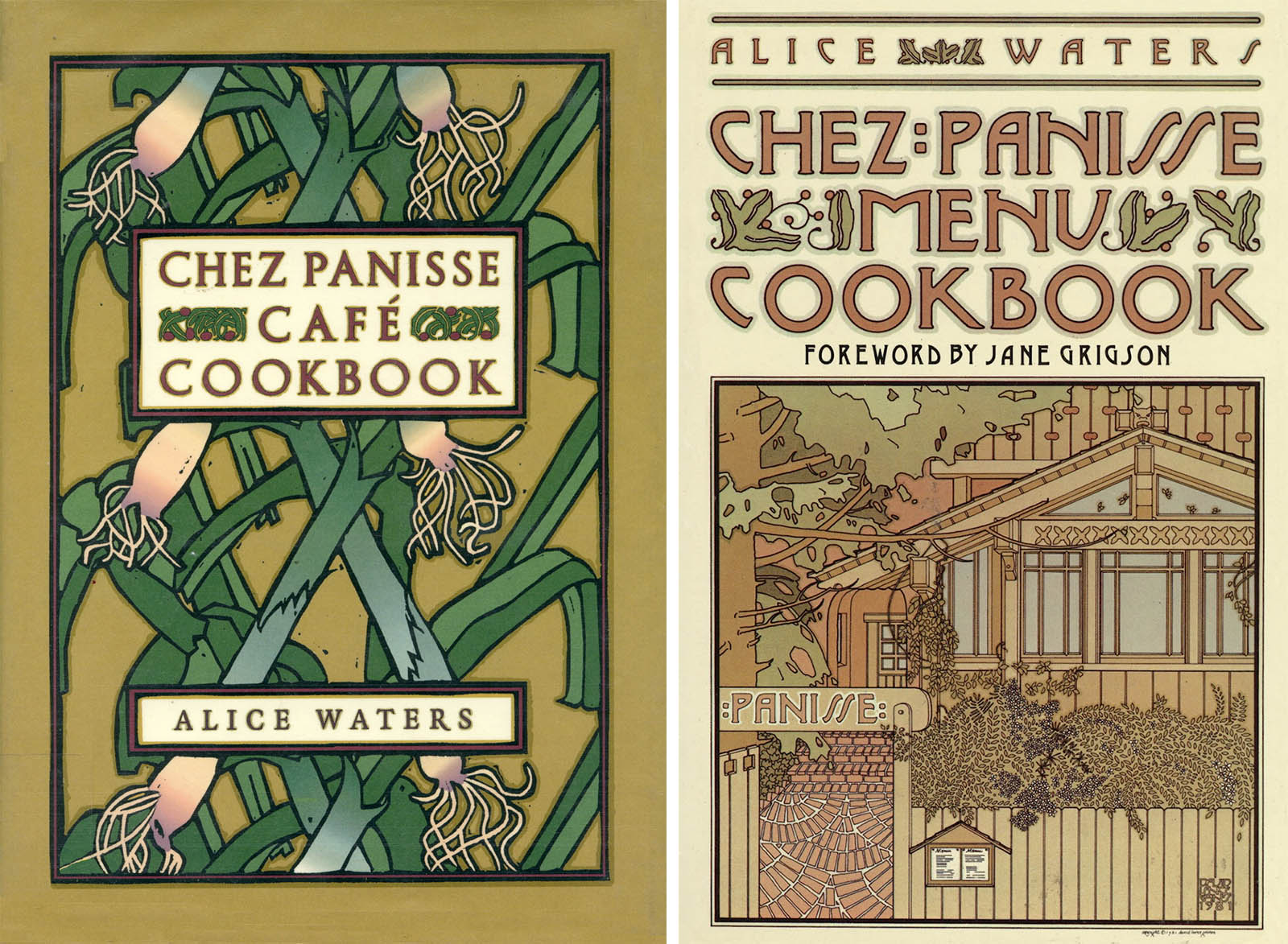 Image result for Chez Panisse/ Alice Waters cookbooks