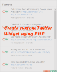 create-custom-twitter-widget-using-php-by-codexworld