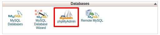 cpanel-database-phpmyadmin-by-codexworld