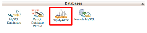 cpanel-database-phpmyadmin-by-codexworld