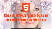 Build a HTML5 Video Player with Custom Controls
