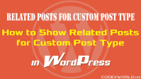 custom-post-type-related-posts-wordpress-codexworld