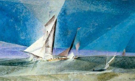 Les bateaux cubiques de Lyonel Feininger
