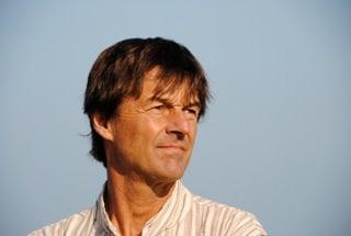 Nicolas Hulot, désormais ministre, et le kitesurf : les mots pour le dire