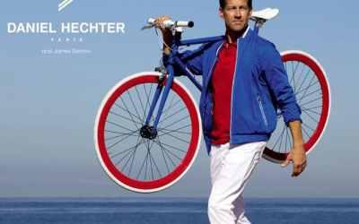 Daniel Hechter à la recherche d'un supplément d'âme au tennis