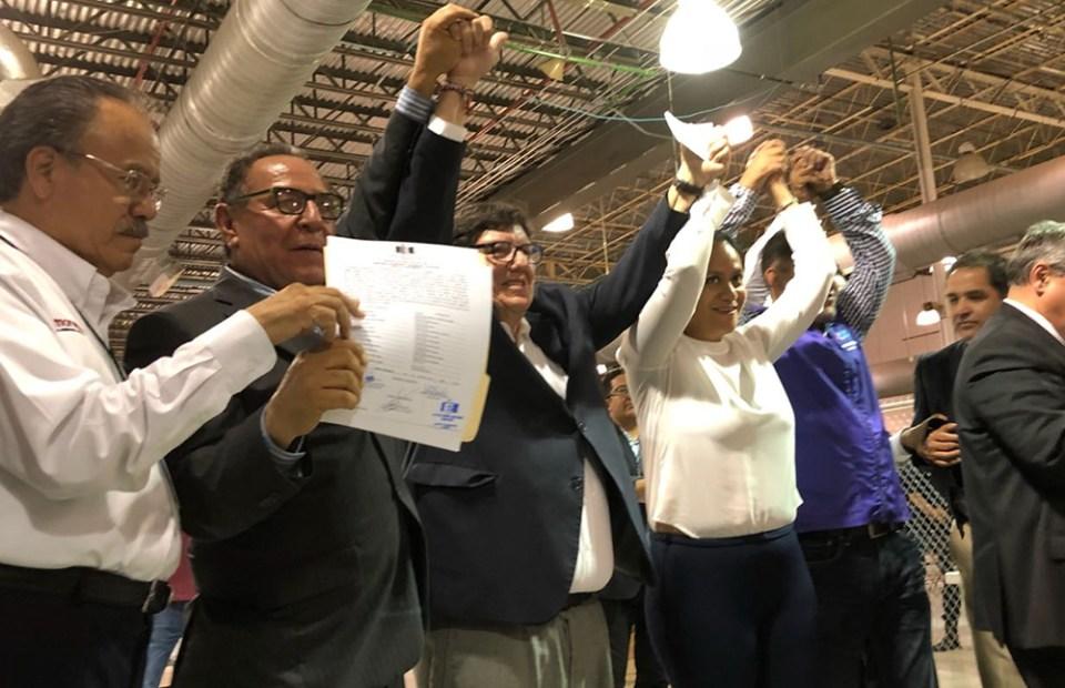 Recibe Mocken constancia de mayoría y es ya alcalde electo 3