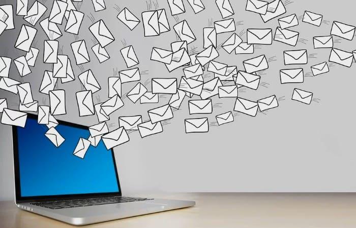 evolucion del correo electronico
