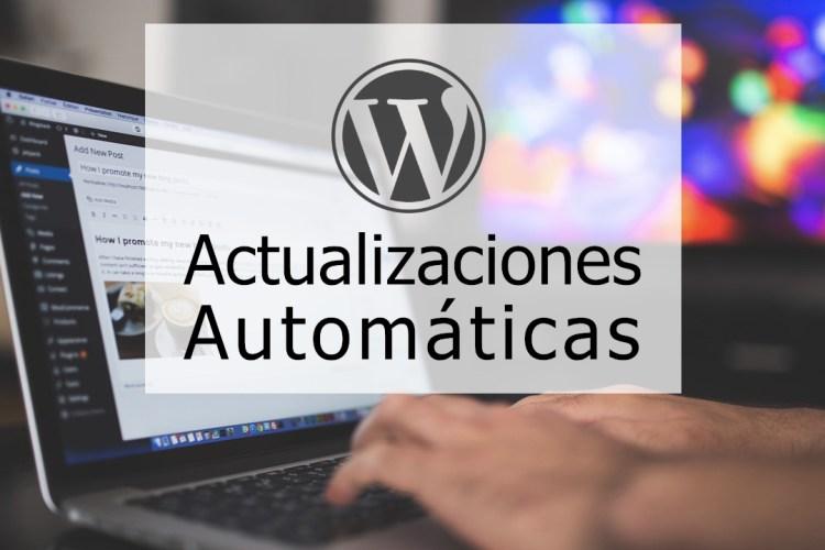 Actualizar wordpress automaticamente