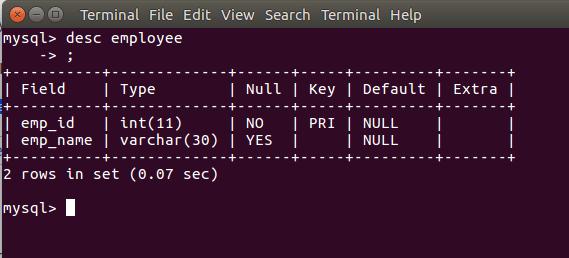 Guide To Run MySQL in Linux Ubuntu