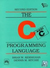 Best C Programming Books For Beginners