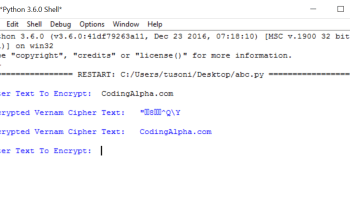 Implement Monoalphabetic Cipher Encryption And Decryption In