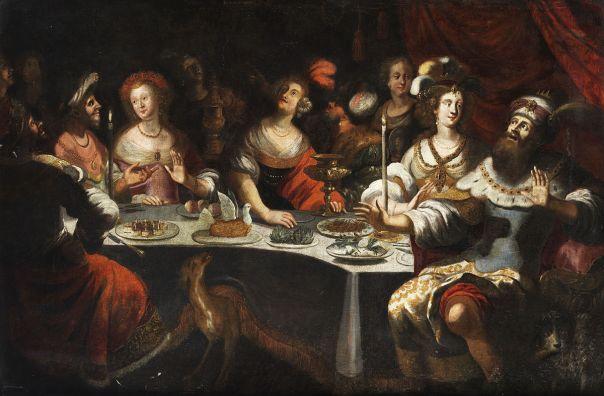 Balthasar's Feast