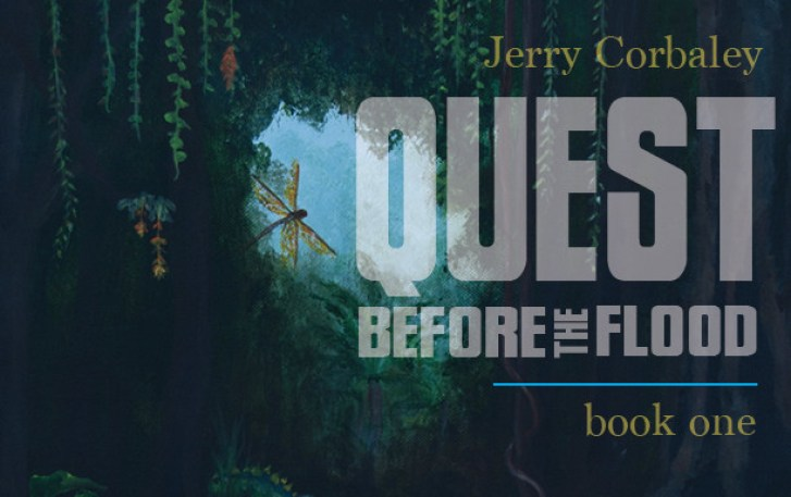 Quest Before the Flood book cover