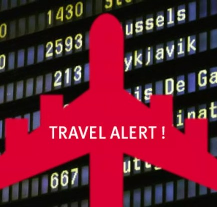Worldwide Travel Alert Issued