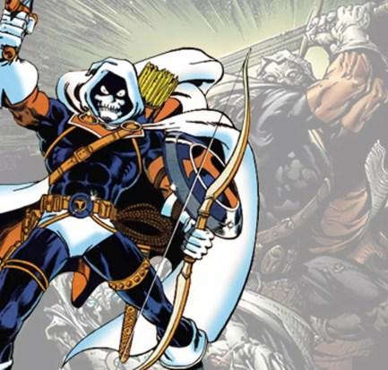 Taskmaster Screen Rights Reverting Back to Marvel?