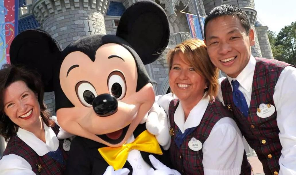 Disney World's First Employee Dies