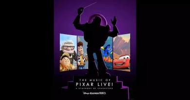 The Music of Pixar Live! Will Debut at Disney's Hollywood Studios This Summer
