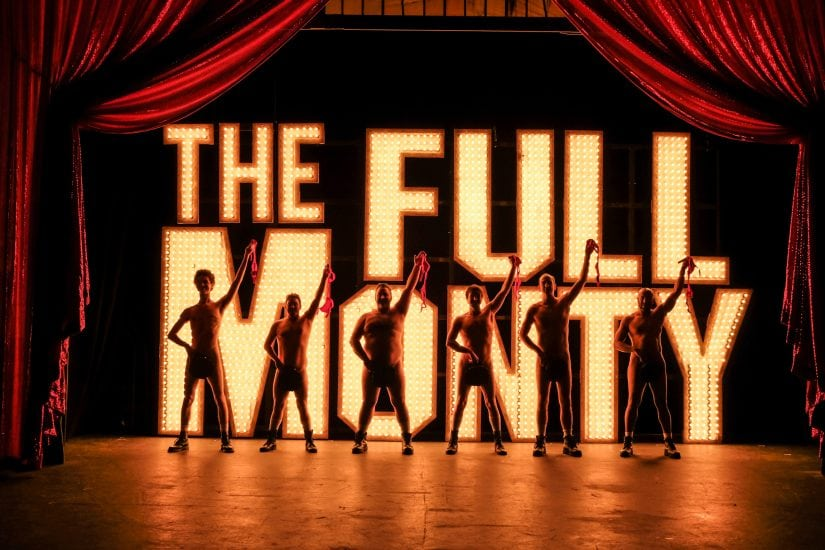 The Full Monty at San Diego Musical Theatre
