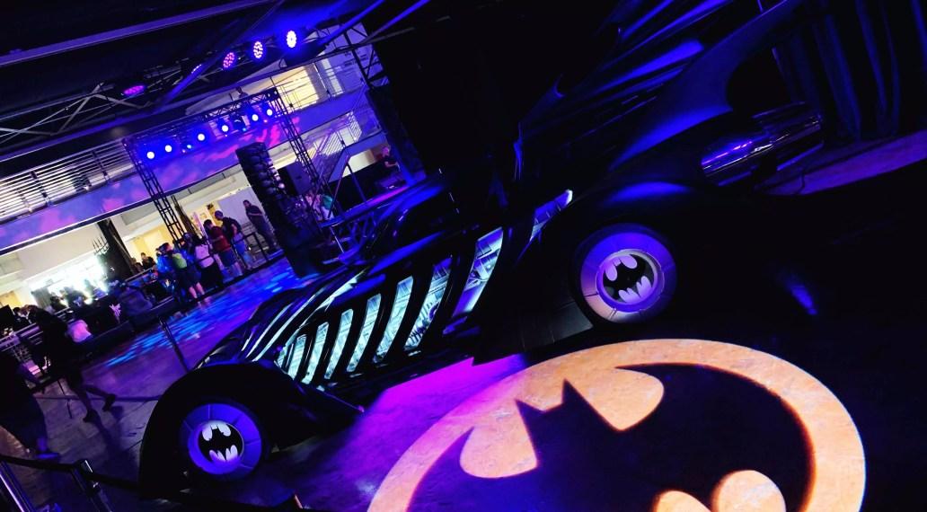 Batman Experience at Comic Con Museum at Balboa Park