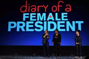 Diary of a Female President on Disney+