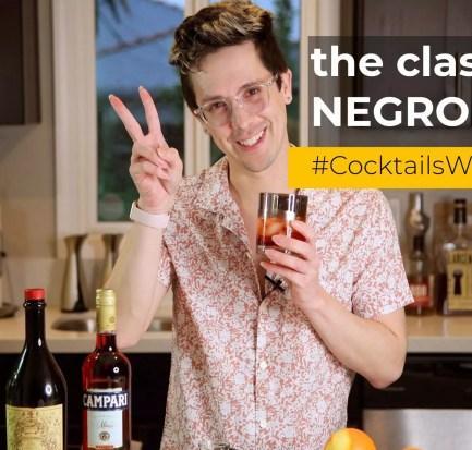 the classics Negroni
