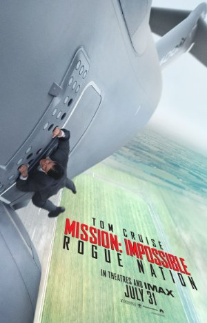 Mission: Impossible - Rogue Nation poster