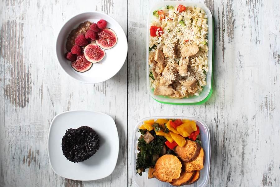 zdrowe posiłki do pracy