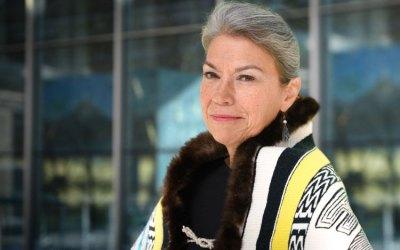 Collections Spotlight with Evelyn Vanderhoop