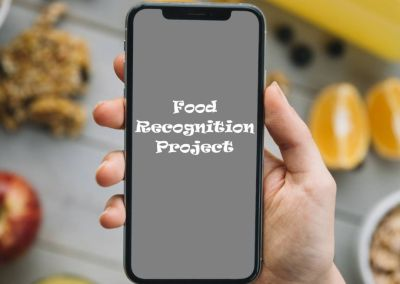 Food Recognition Project
