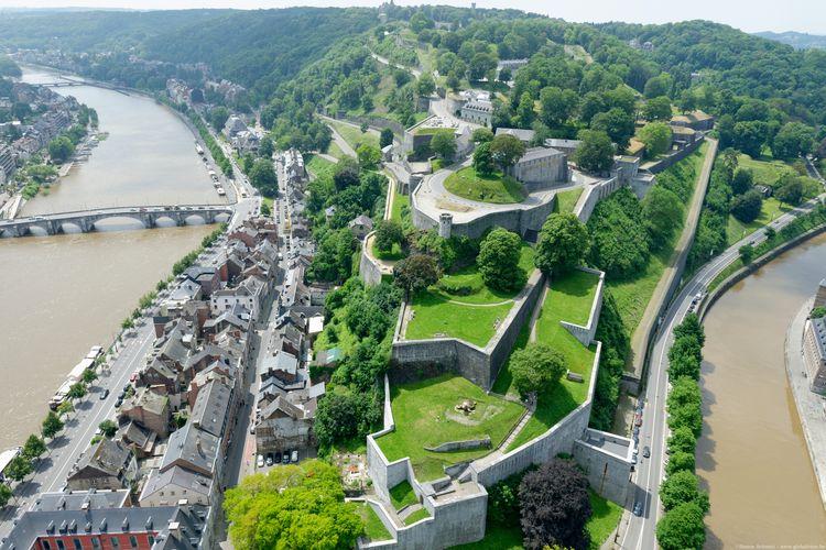 Citadelle de Namur Musée de la Fraise Namur Dinant Restaurant Coeur de Boeuf Profondeville Tourisme Que Faire Manger Restaurant