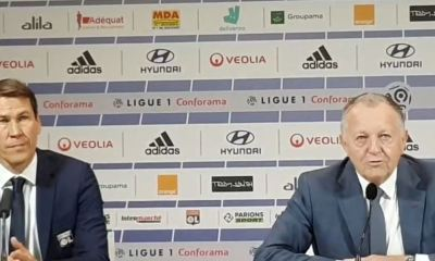 """OM/OL - Lucas Tousart : """"C'est un match particulier pour lui, mais en tout cas il faudra le gagner"""""""