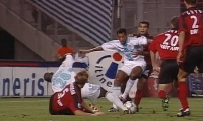 Gros plan sur l'attaquant Marcelinho
