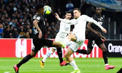 OM/Amiens (2-2) - Strootman, régulier durant tout le match