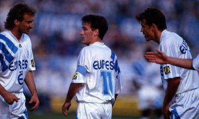 OM/PSG 1993 - Rudi Völler se souvient de l'ambiance exceptionnelle