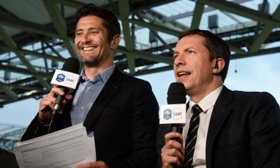 TV - Bixente Lizarazu très heureux de commenter la Ligue 1