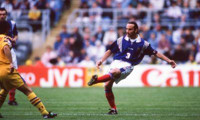 Ex-OM : Eric Di Meco revient sur sa place de remplaçant à l'Euro 96 en EdF