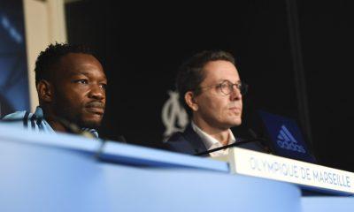 OM - Jacques-Henri Eyraud et Steve Mandanda ensemble contre le racisme