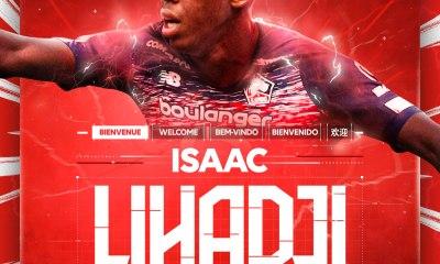 Mercato OM : Le LOSC heureux d'accueillir Isaac Lihadji
