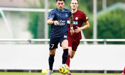 OM - Nemanja Radonjic se blesse avec la sélection serbe