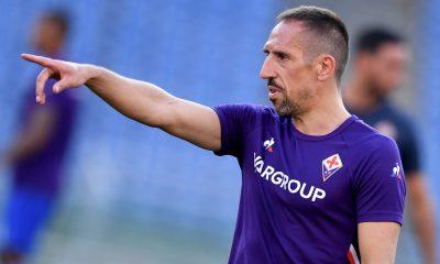 Ex-OM : Franck Ribéry reçoit une belle récompense