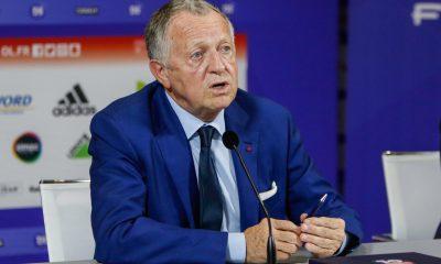 Marseille/Lyon - Aulas parle de la crise à l'OM