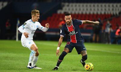 """OM - Valentin Rongier : """"Neymar insulte dès qu'il y a un duel"""""""
