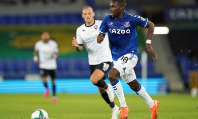 Ex-OM : Niels Nkounkou cartonne encore avec Everton