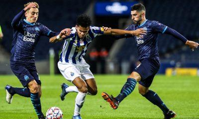"""FC Porto/OM (3-0) - Rongier : """"Ça nous fait chier de prendre trois buts"""""""