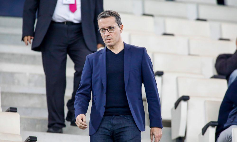 OM - Leproux ne voit aucune comparaison avec ce qu'il a connu au PSG